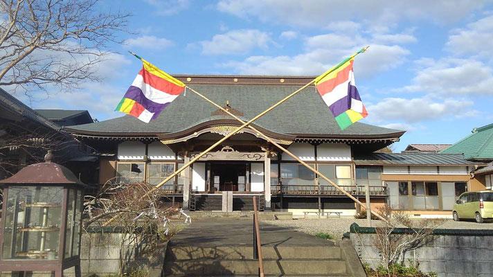 お正月の天徳寺