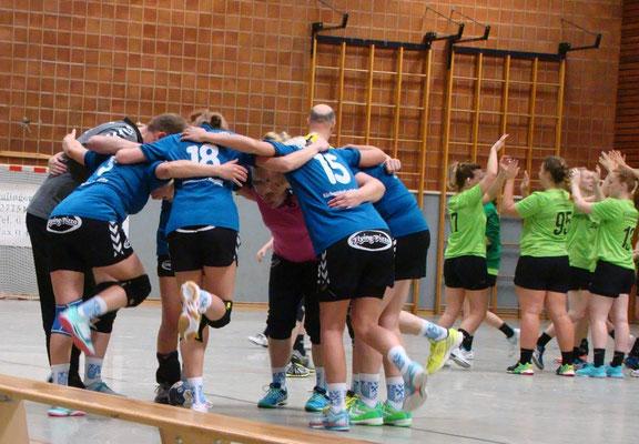 TSV Morsum 1. Damen Handball Mannschaft