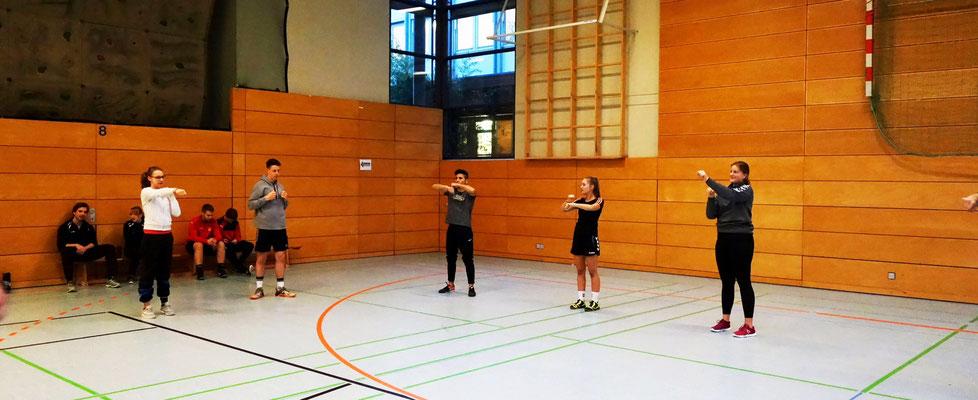 FSJ-Seminar Hannover Hallenspiele