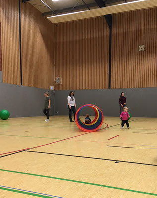 TSV Morsum Eltern-Kind-Turnen