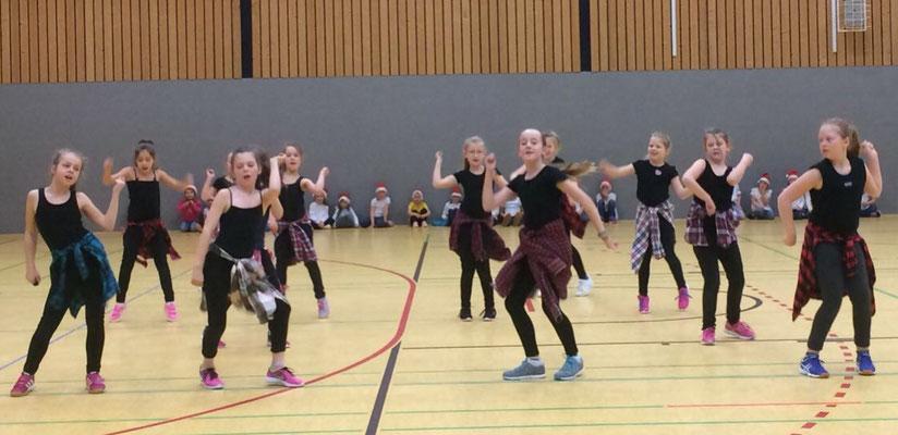 TSV Morsum Tanzgruppe