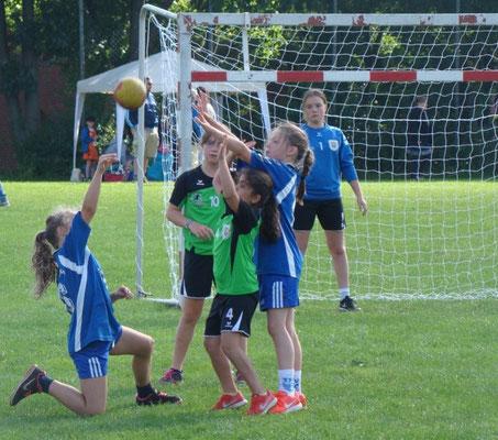 MOIN Wesermarsch Handball Aller Weser Cup 2017