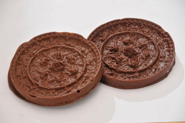 チョコ海獣葡萄鏡