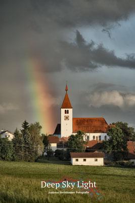 Haldenwang Kirche