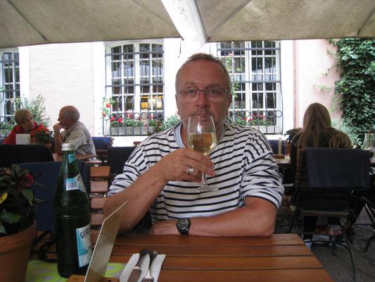 Weinprobe beim VDP-Weingut Reichsgraf von Kesselstatt