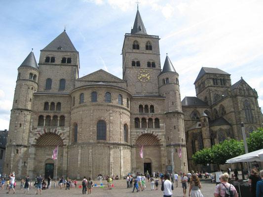Weltkulturerbe Dom und Liebfrauenkirche