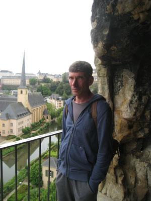 Kasematten Weltkulturerbe in Luxemburg