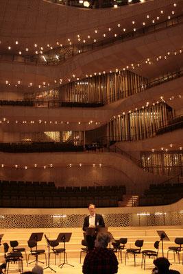 Musiker wie Besucher loben die einmalige, wenn auch sensible Akustik.