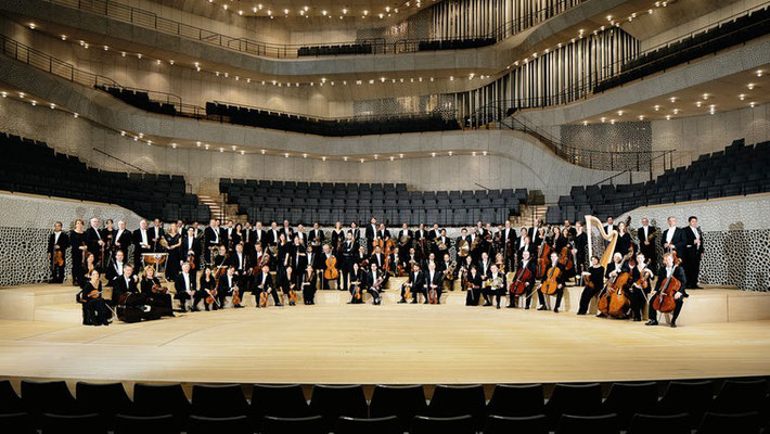 Elbphilharmonieorchester    Quelle: NDR