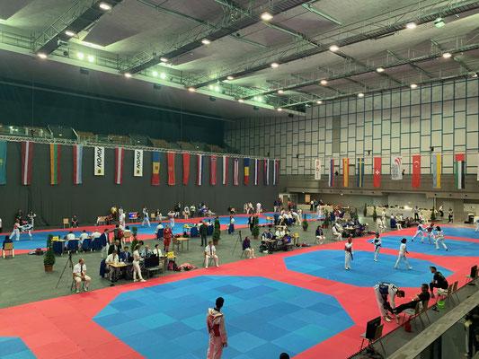 Taekwondo RLZ Wattwil Austrian Open 2