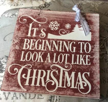 Bald ist Weihnachten !
