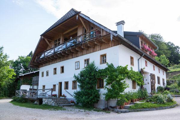 Apartment Bauernhaus anno 1789