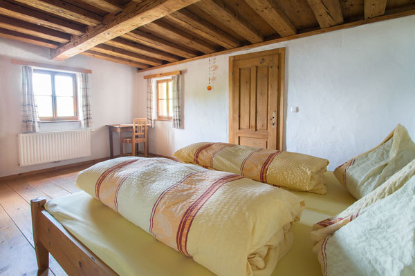 Schlafzimmer Altbauer