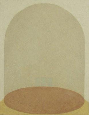 親和的風景  /    Harmonized scene      41.0×31.8cm     oil on canvas