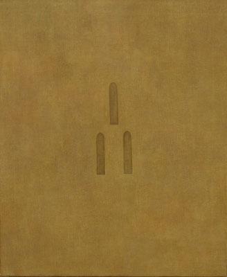 時の追想  Recollection of the time                                  60.6×50.0m  oil on canvas