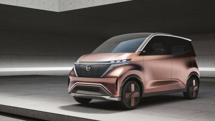 Concept Nissan IMk Octobre 2019