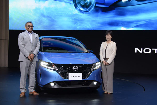 NISSAN NOTE e-power 2021