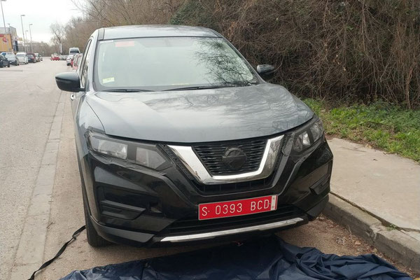Nissan X-trail hybride 2021