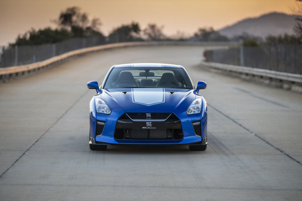 Nissan GT-R 50e anniversaire 2020