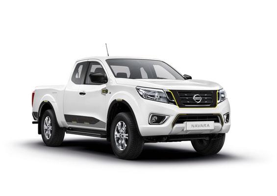 Nissan Navara série limitée N-Pro - Mars 2020