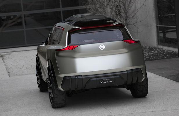 concept X-MOTION 2018