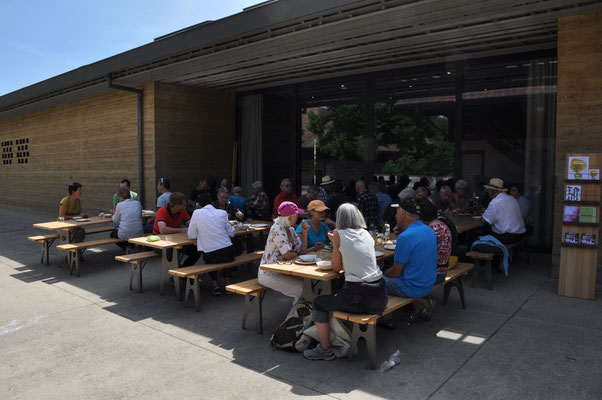 Frühjahrsversammlung 11.05.18: Merian Gärten