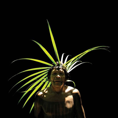 ANTONIO BRICEÑO: Tono. Brother of the forest. Kayapo culture, Brazil. 2006