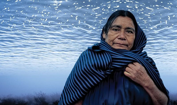 ANTONIO BRICEÑO: Tatei Aramara. Goddess of Waters, Huichol culture, Mexico. 2004