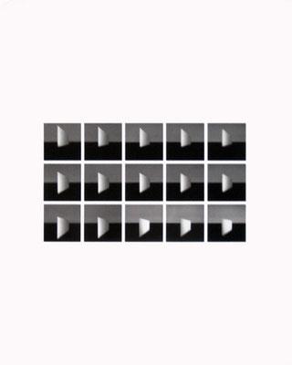 Flächen 1.1968-2010. 50 x 40 cm