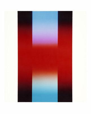 Mechano optische Untersuchung Serie 18.1975. 50 x 40 cm
