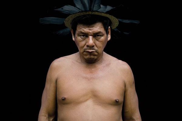ANTONIO BRICEÑO: Odosha. The evil one. Ye´Kuana culture, Venezuela, 2007
