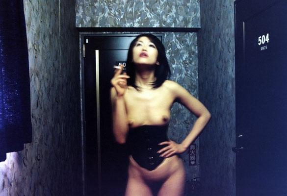 Akiho, 60 x 40 cm, 2009
