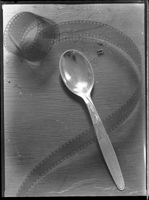 Löffel mit Film, 1983