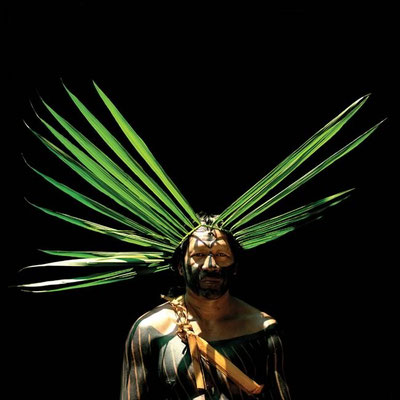 ANTONIO BRICEÑO: Bemotí. Brother of the forest. Kayapo culture, Brazil. 2006