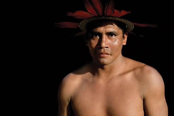ANTONIO BRICEÑO: Wanadi. The creator. Ye´Kuana culture, Venezuela, 2007