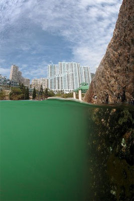 Hong Kong Island. Repulse Bay. 2009