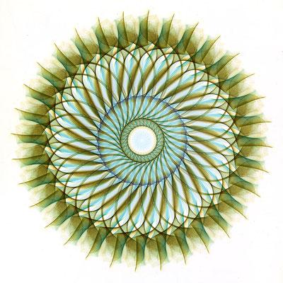 Lichtreflex - Rotation, 1966