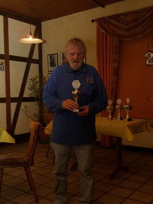Platz 4 für Dieter Rybakowski