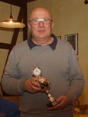 Platz 3 für Dieter Bauer
