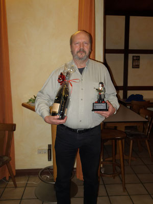 Champagnerpokal Sieger Udo