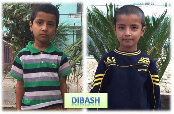 Dibash ist ein richtiges Genie. Er kann Mathe wie kaum einer in seinem Alter und löst selbst komplizierte Rechenaufgaben im Kopf. Auch er hat seine Schüchternheit schnell überwunden.