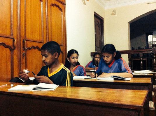 Indra, Pooja, Pasang, Manisha