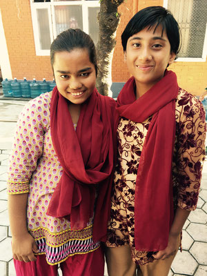 Manisha und Apsara