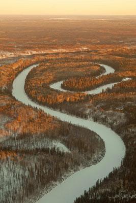 Province d'Alberta au Canada