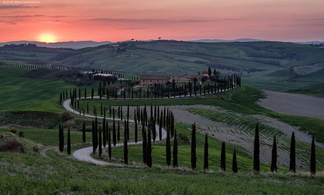 La Toscane - Italie