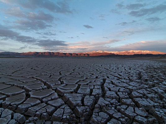 Le désert de Mojave en Californie