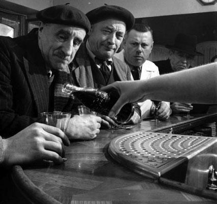 Coca Cola arrive en France - 1950
