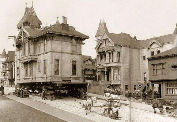 San Francisco - 1908