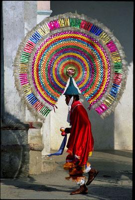 Indien Nahua - Mexique