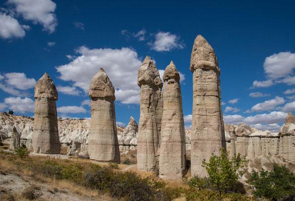 Cheminées de fées en Cappadoce - Turquie